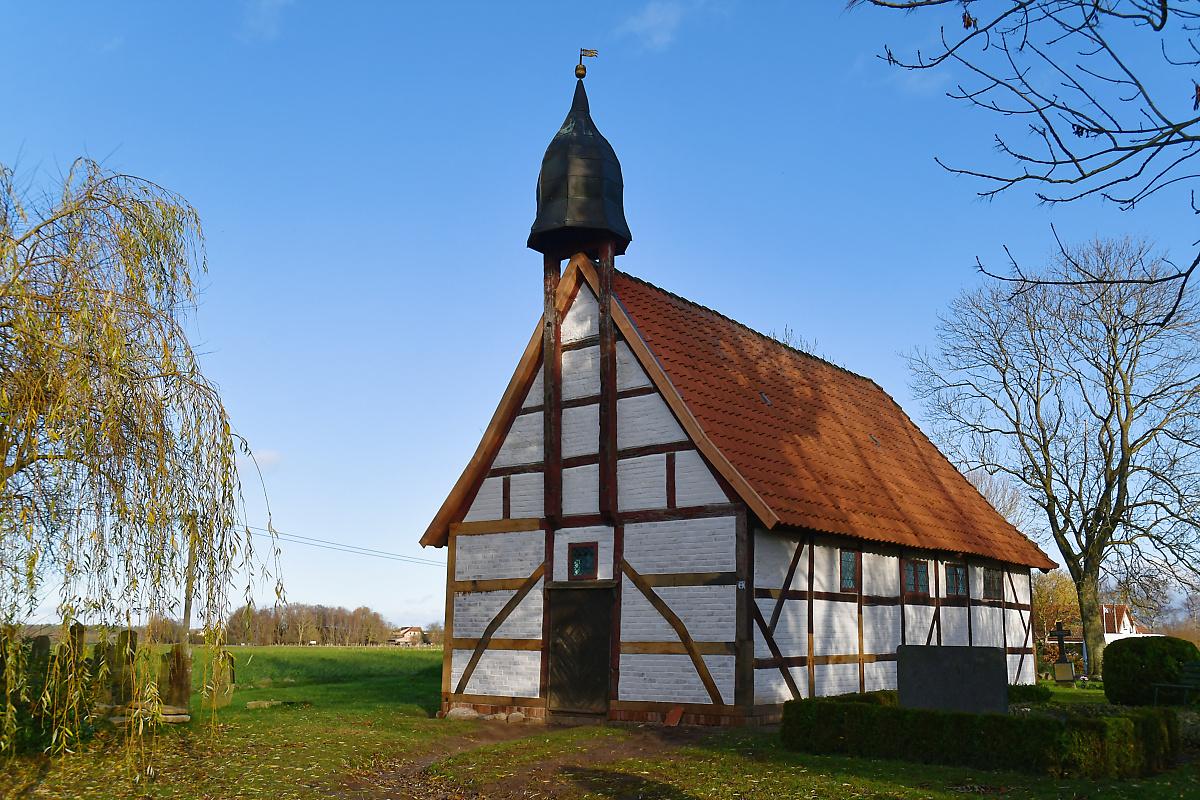 Sanierungsarbeiten an Kapelle für 2019 abgeschlossen